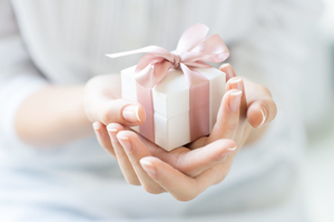 Miért nehezebb sokszor kapni, mint adni?